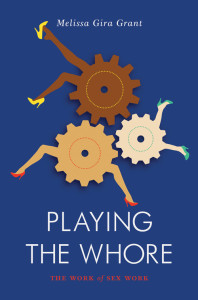 Playing the Whore (book cover)