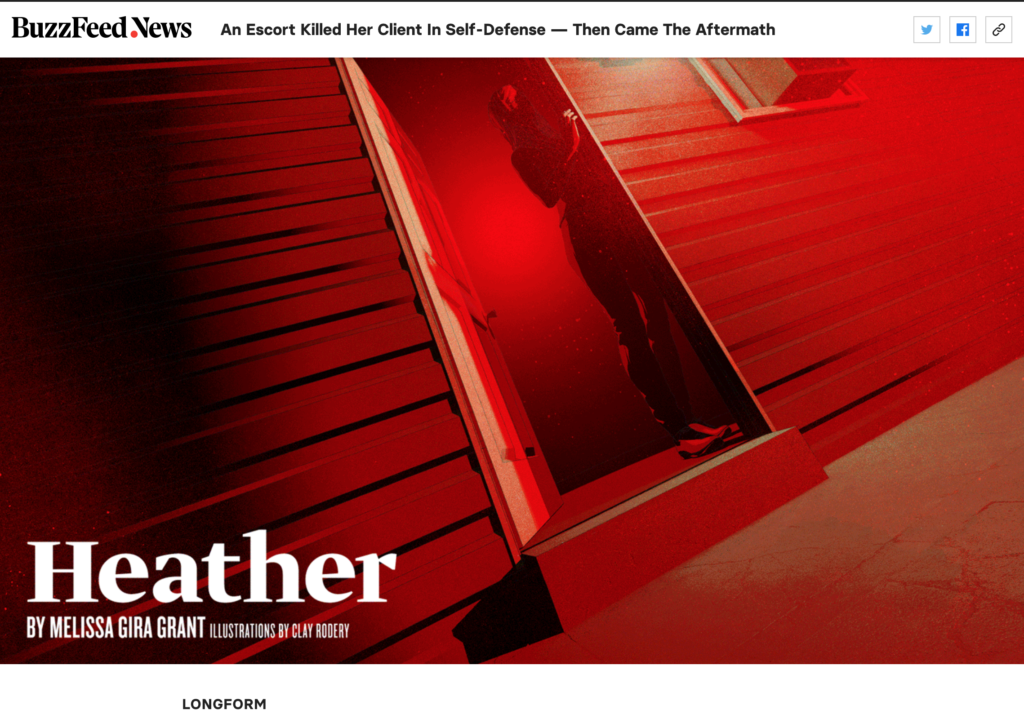 Melissa Gira Grant - Heather - BuzzFeed News